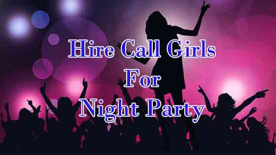 call girls for night party