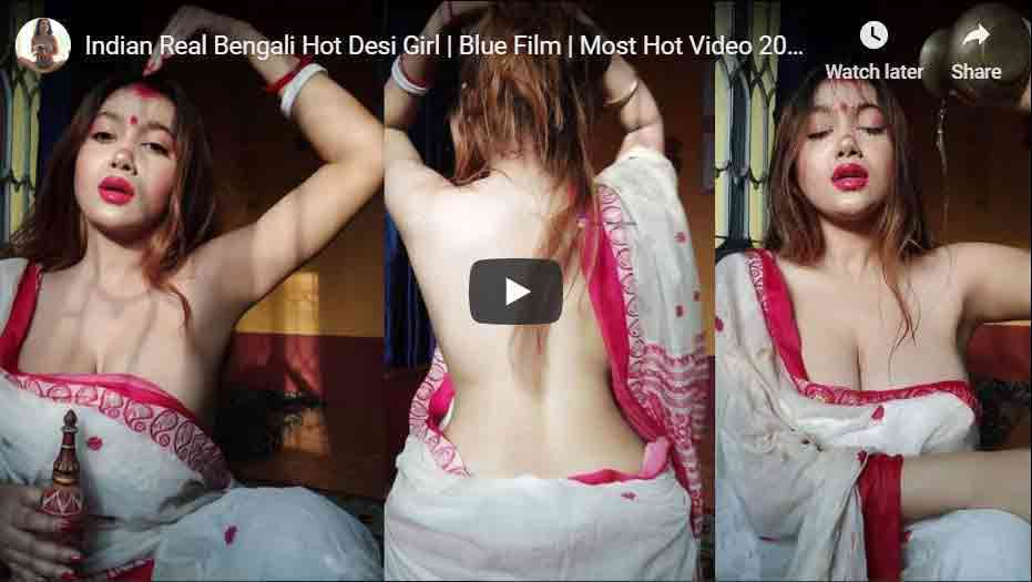Indian Real Bengali Hot Desi Girl